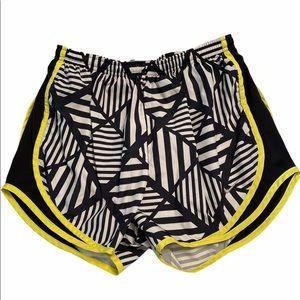 Nike Dri-Fit tie front shorts Size medium
